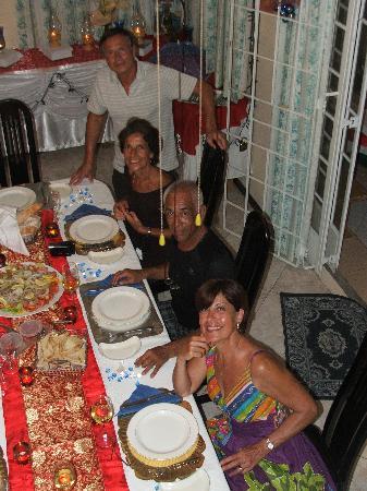 Pallagino Guest House: ma femme  , ma belle soeur ...