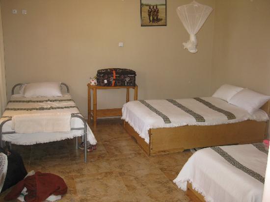Turmi, Etiopia: Triple bed room