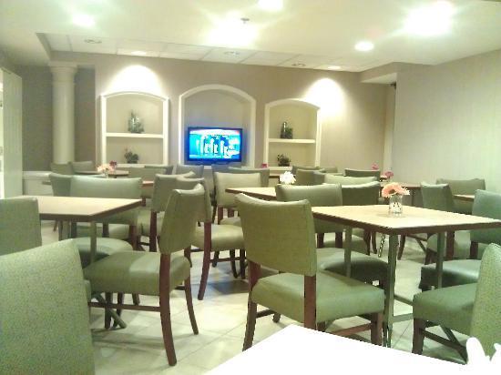 La Quinta Inn & Suites San Francisco Airport North: Dining area