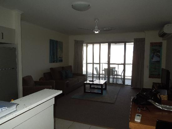 Coolum at the Beach: One bedroom apartment
