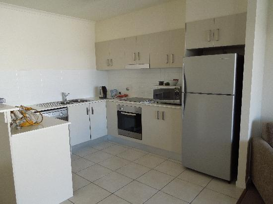 Coolum at the Beach: Kitchen of one bedroom apartment