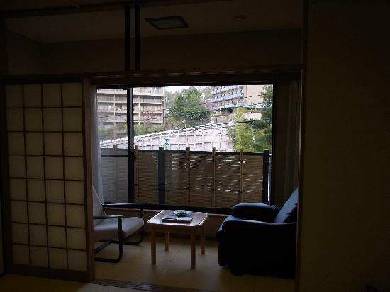 Miyukiso Hanamusubi: 景色はないけど、マッサージ機があるお部屋