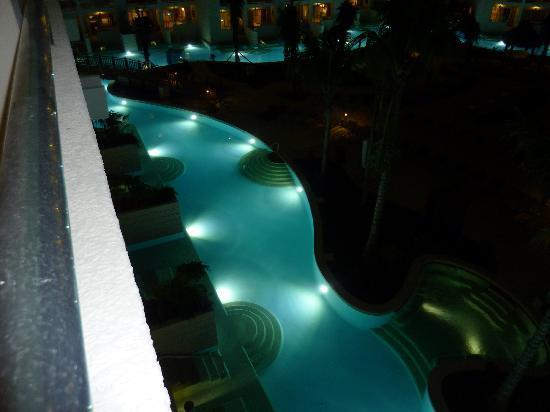 Paradisus Playa Del Carmen La Esmeralda: Swim up pool