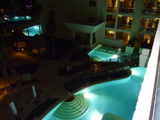 Paradisus Playa Del Carmen La Esmeralda : Swim up pool