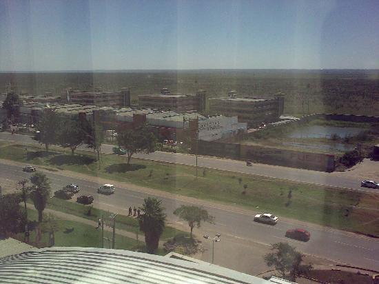 باناري هوتل: Nairobi city view from hotel room