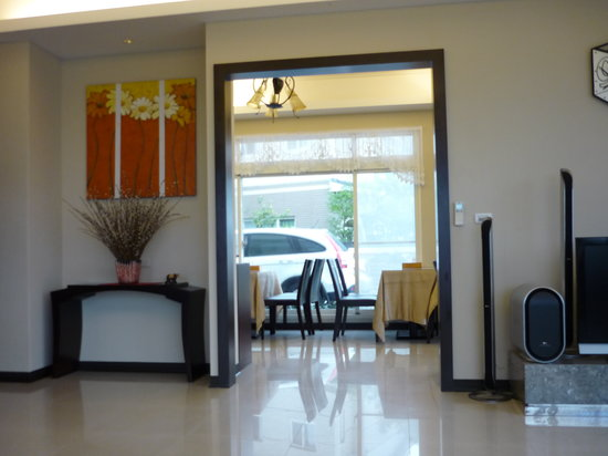 Yueyaquan B&B: Living Room