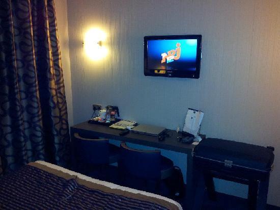 Best Western Hotel Belfort : CHAMBRE CONFORT