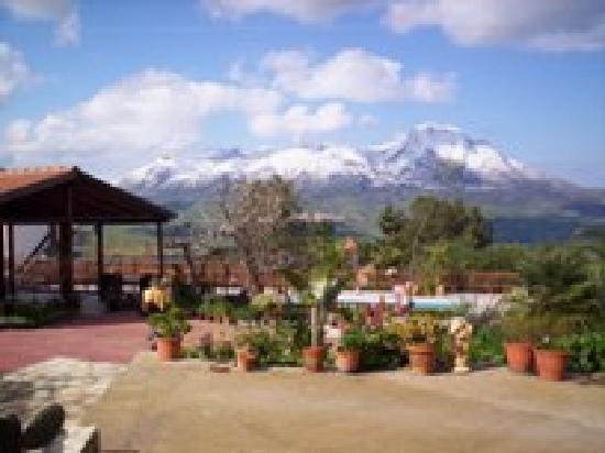 Villa Splendore: foto panoramica