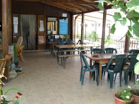 Villa Splendore : veranda