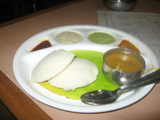 Saravana Bhavan: Simly delicious