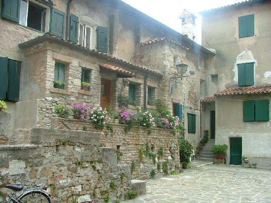 antiche case foto di grado provincia di gorizia