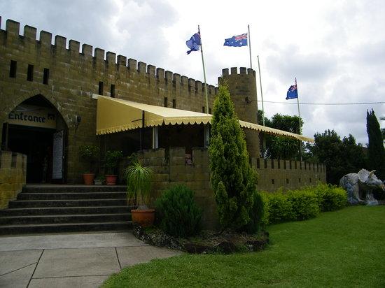 Sunshine Castle: The Castle