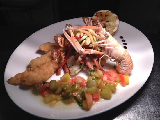 Enigma: Fish Special of the Day