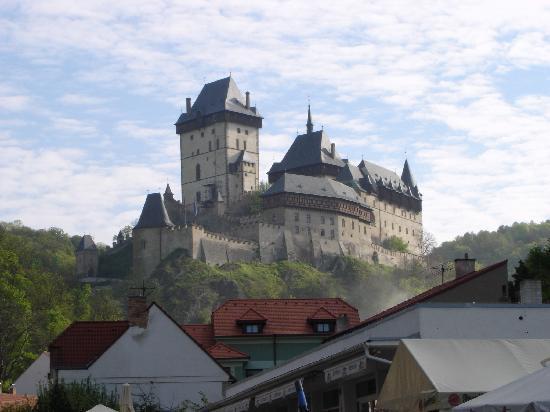 Karlstejn Castle: Castle I