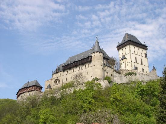 Karlstejn Castle: Castle II