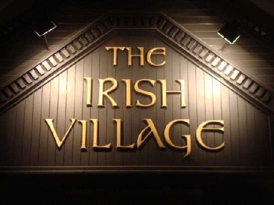 Visit The Irish Village!