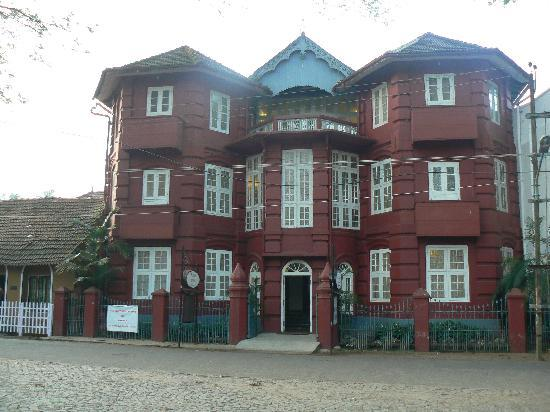 Koder House: The hotel