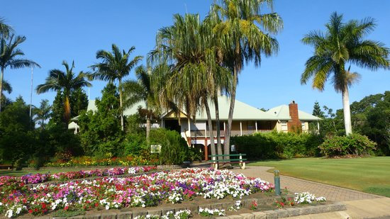 Fairymead House in Bundaberg Botanic Gardens