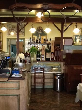 Trattoria Dall'Oste: bar