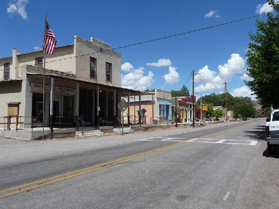‪‪Hillsboro‬, نيو مكسيكو: Main Street / Highway 152, Hillsboro NM‬