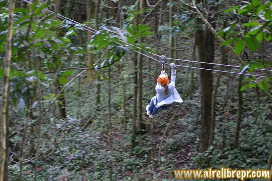 Canovanas, Puerto Rico: Floriham Treetop Adventure