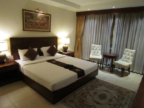 De Arni Bangkok: ベッド