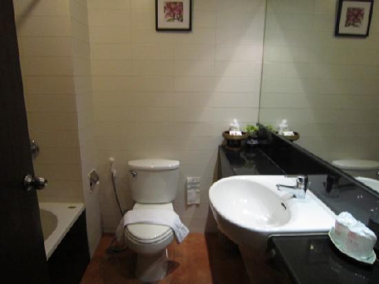 دي أرني بانكوك: バスルーム