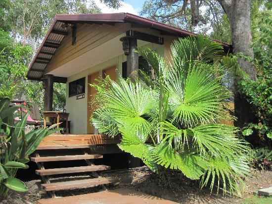 1770 Southern Cross Backpackers: my cabin