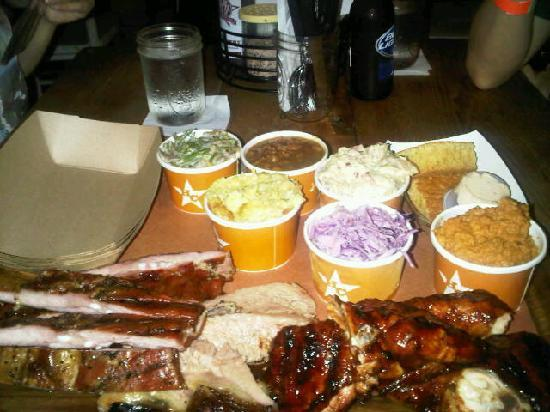 Hill Country Barbecue Market: BBQ