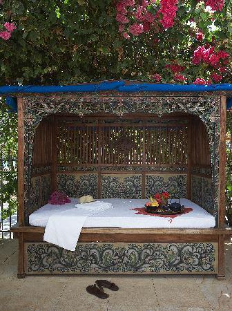 Hotel Casa Harb: cama china