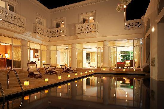 Hotel Casa Harb: la noche
