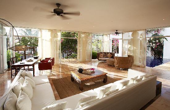 Hotel Casa Harb: recepción