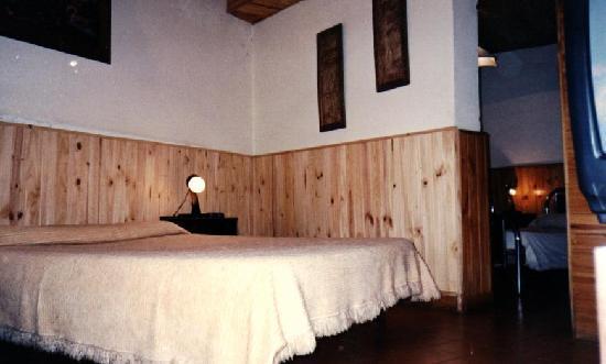 Don Romulo: Las habitaciones que ocupamos