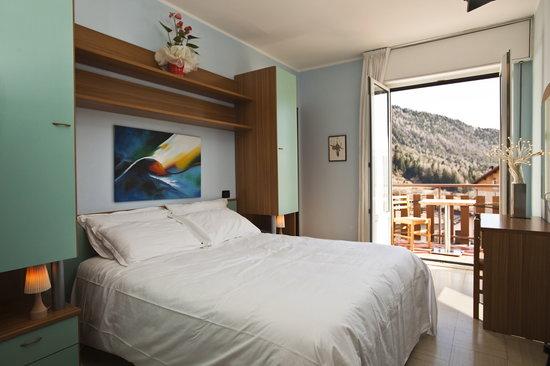 Hotel Martinelli: Camera con balcone