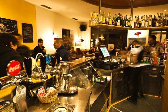 Hotel Martinelli: bar