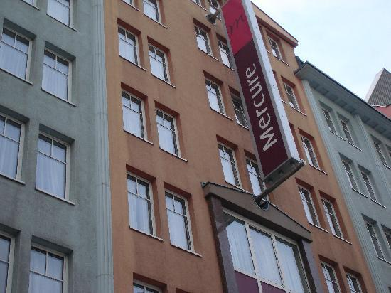 Mercure Wien City: hello