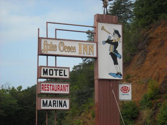 Lake Ocoee Inn & Marina : Ocoee Inn