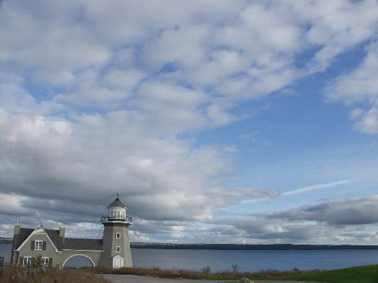 Bruce County, Canada: Cobble Beach Lighthouse
