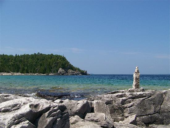 Bruce County, Canada: Beautiful Georgian Bay