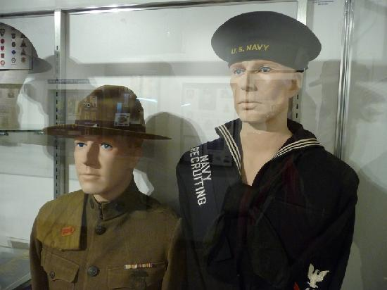 Truth or Consequences, NM: exhibit at the Hamilton Military Museum