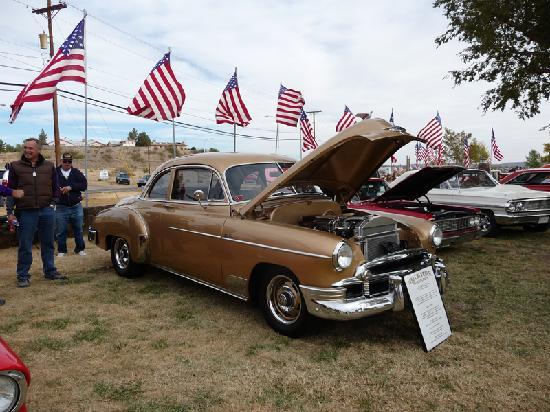 Truth or Consequences, NM: Veterans Day Car Show