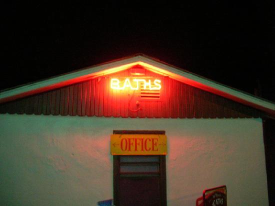 Sierra County, NM: Indian Springs baths