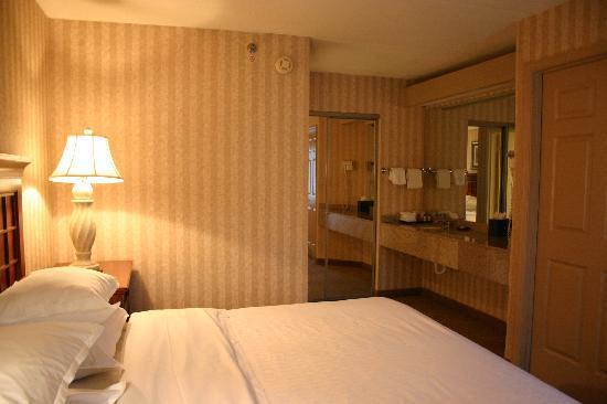 奧蘭多機場喜來登套房酒店照片