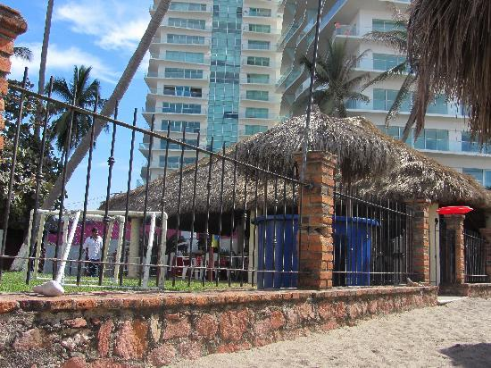 Hacienda Buenaventura Hotel & Mexican Charm All Inclusive: beach bar/snack bar