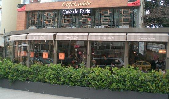 Cafe Cadde