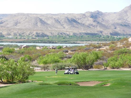 Elephant Butte, NM: Sierra del Rio Golf Course