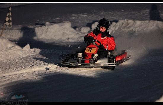 Action Park: Ice Kart