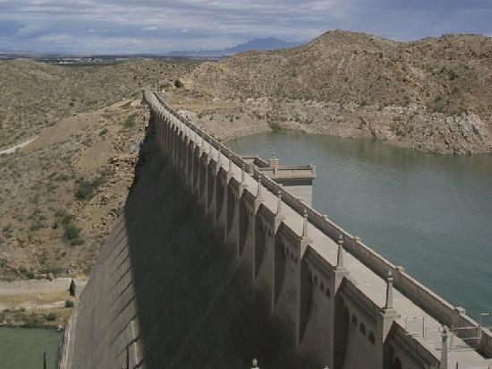 Elephant Butte Dam