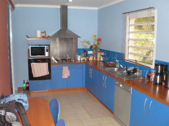 Escale Tropicale: cuisine villa azur