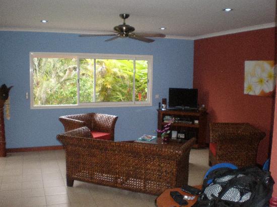 Escale Tropicale: villa aur